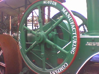 austin mfg steam engine, chicago
