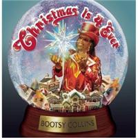 bootsy collins christmas is 4 ever