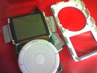 the naked iPod