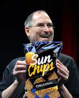 sun chips. get it? hah hah.