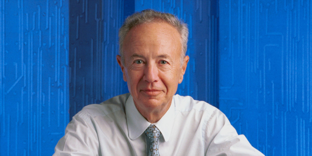 Andy Grove, courtesy Esquire