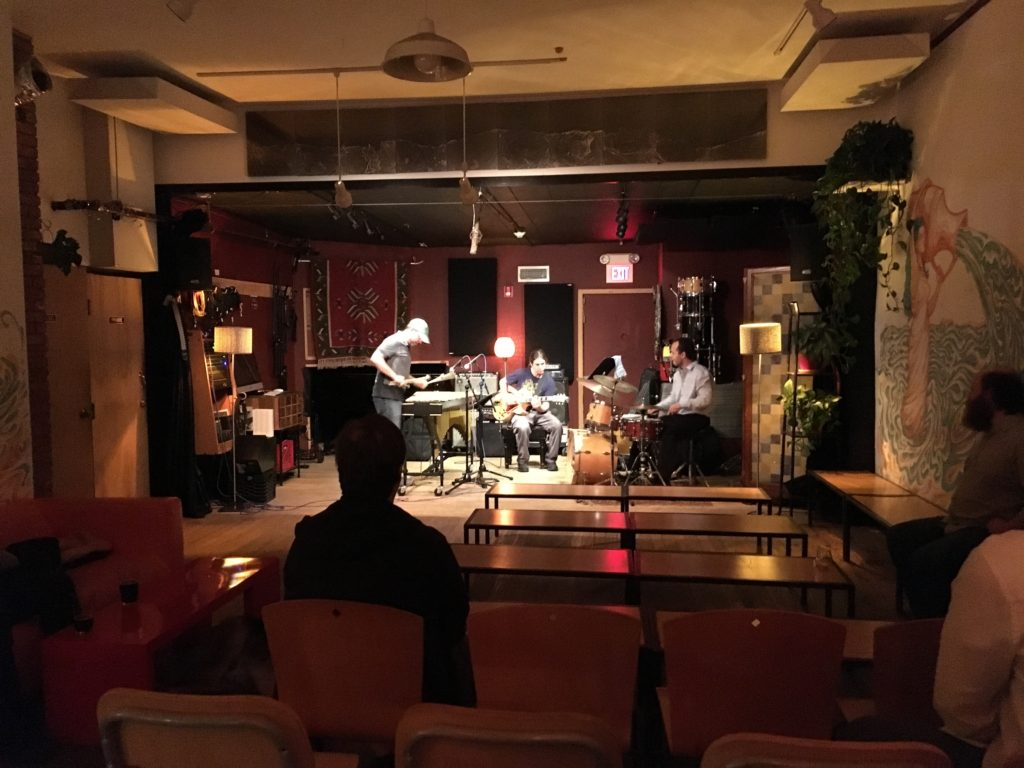 KGB at the Lilypad in Inman Square, June 1, 2016